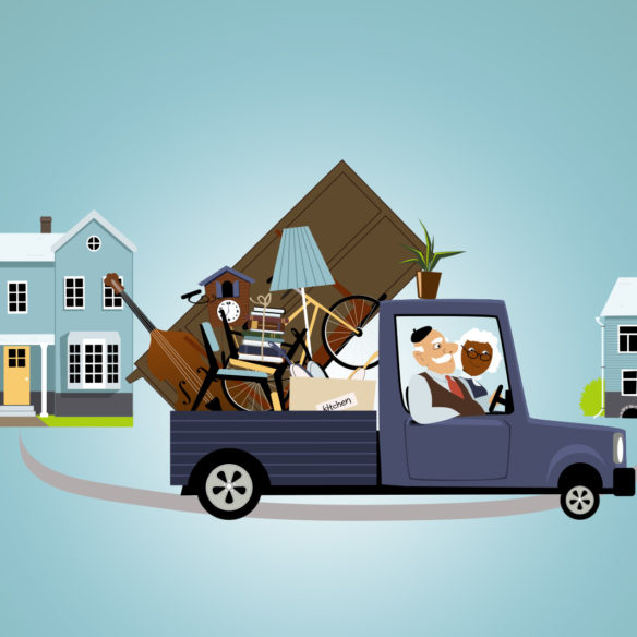 Why Different People Move House