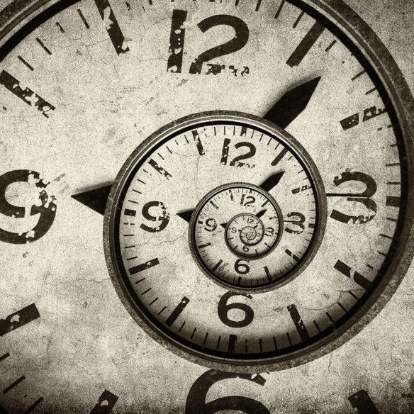 Time on property market