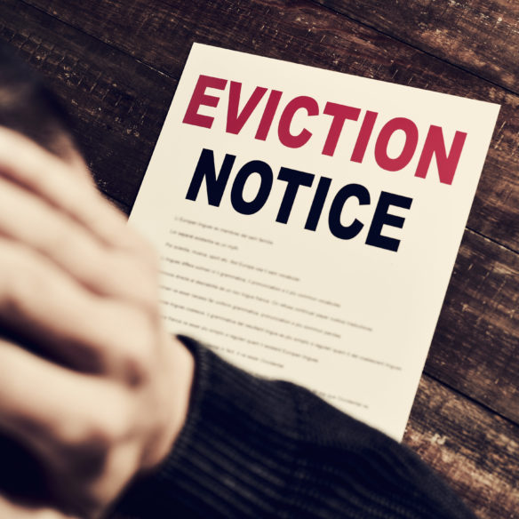 "Repeal of Section 21 Evictions - Landlords Promised ""Quicker and Smoother"" Repossessions"