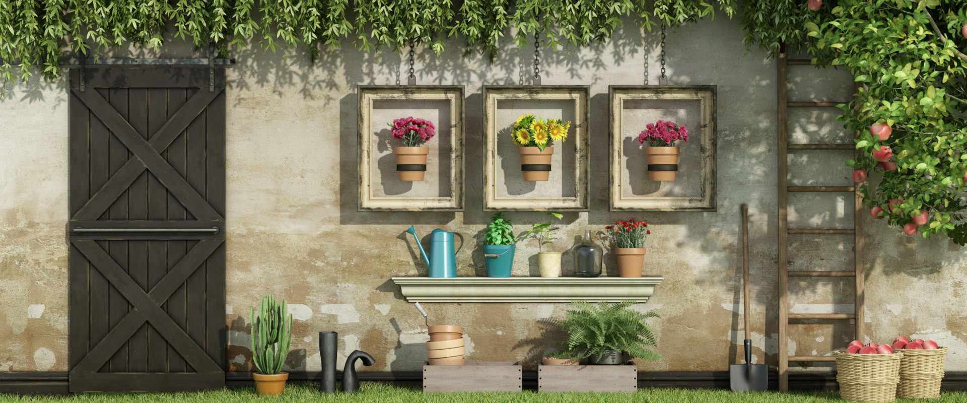 A Well Kept Garden – Can add 20 per cent Value and Help Sell Your Home!